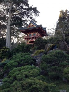 Japanese Temple 2