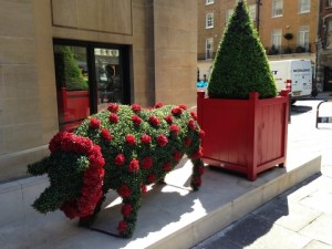 Containers - London Piggy