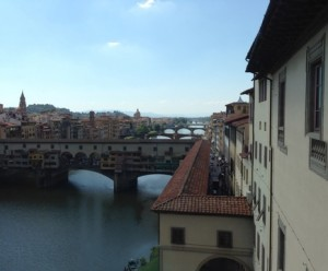July - Florence Arno waterway
