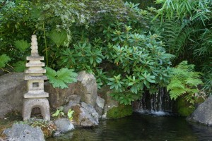 Garden Ornaments - Pagoda - Pond