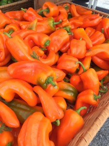 Farmer's Market - Peppers